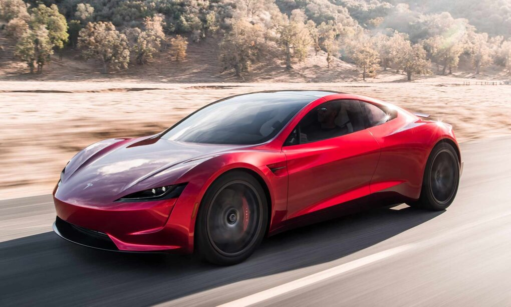 Tesla onthult nieuwe Roadster 2020 1