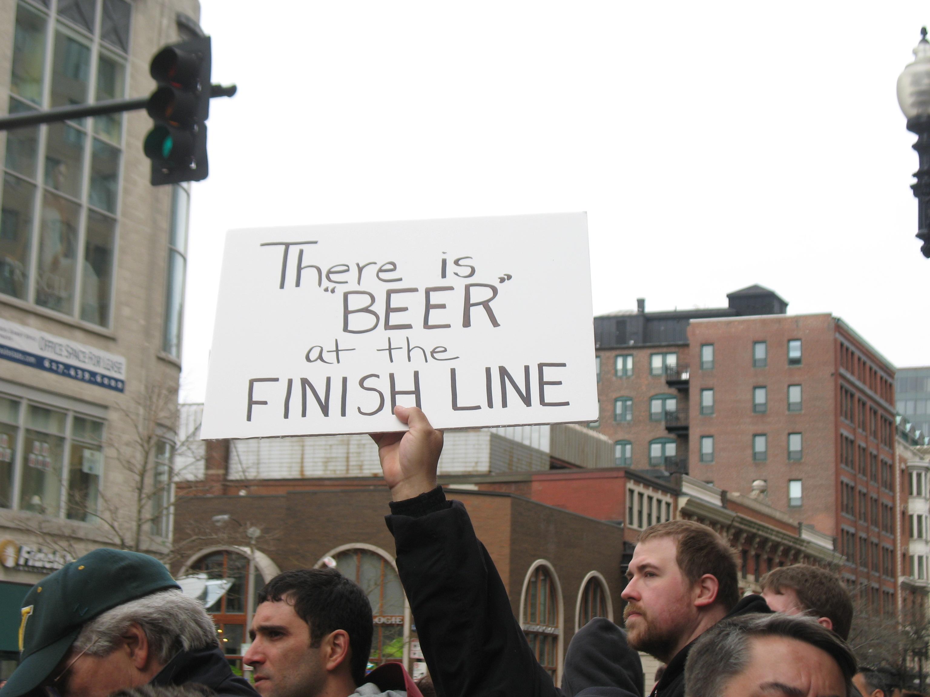 Deze marathon is voor iedereen die hardlopen haat 01