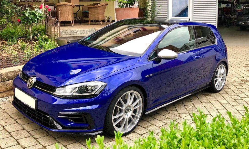 Duitsers tunen Volkswagen Golf R7 naar 740 pk