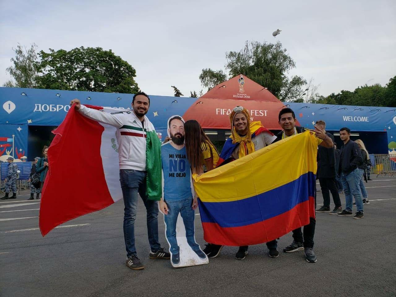 Mexicaan mag van vrouw niet naar WK vriendengroep verzint iets briljants 09