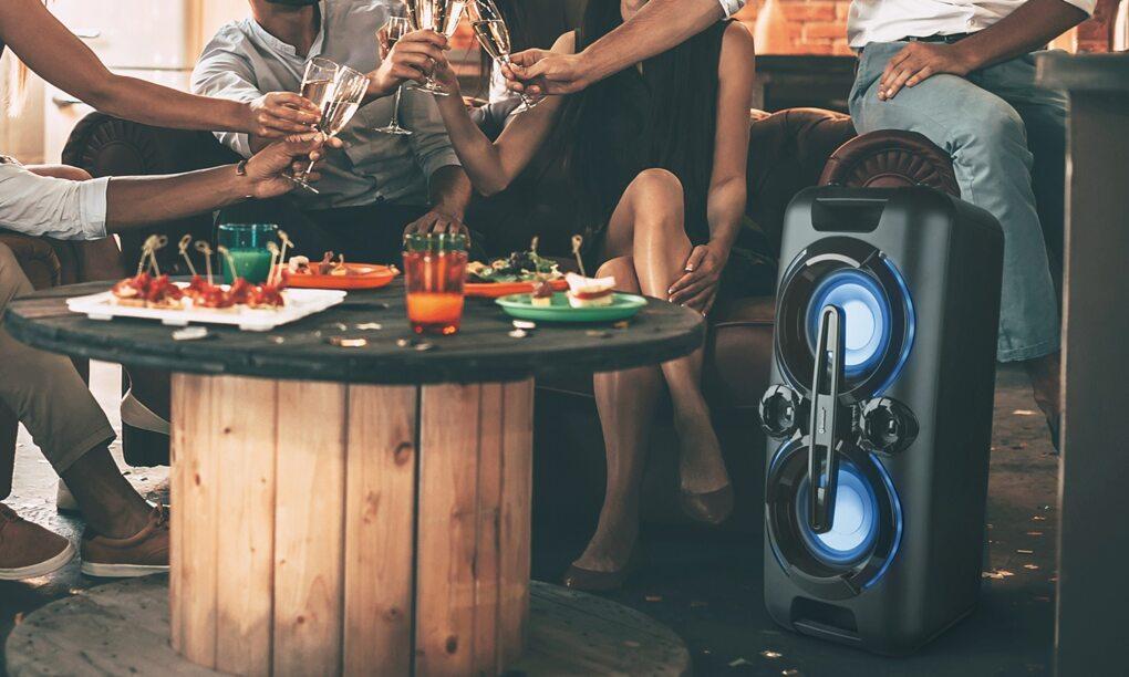 Aldi komt met 220 watt tellende boombox speaker voor €8999