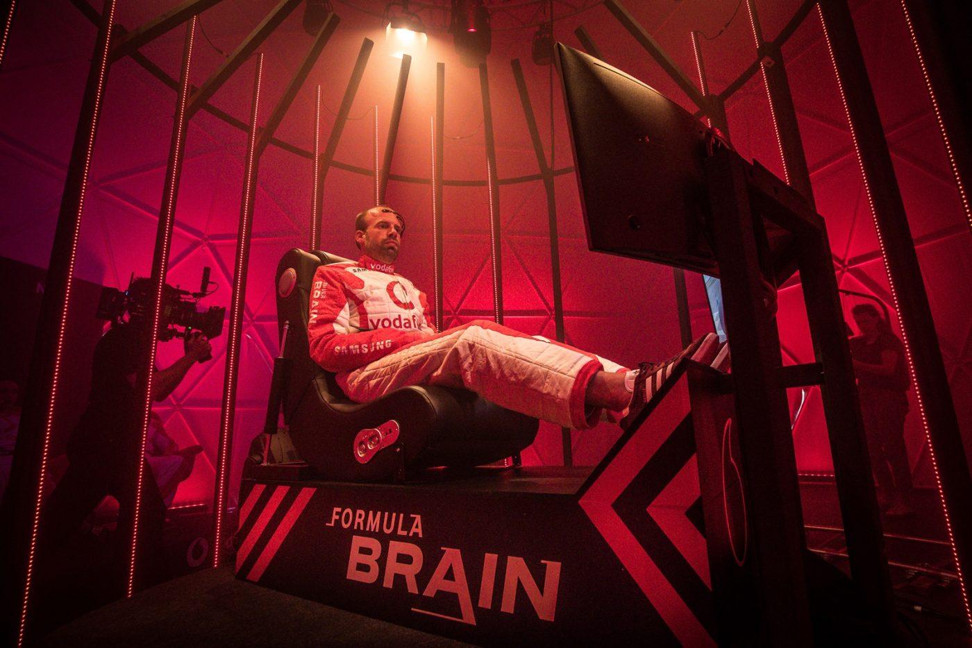 Vodafone Formula Brain