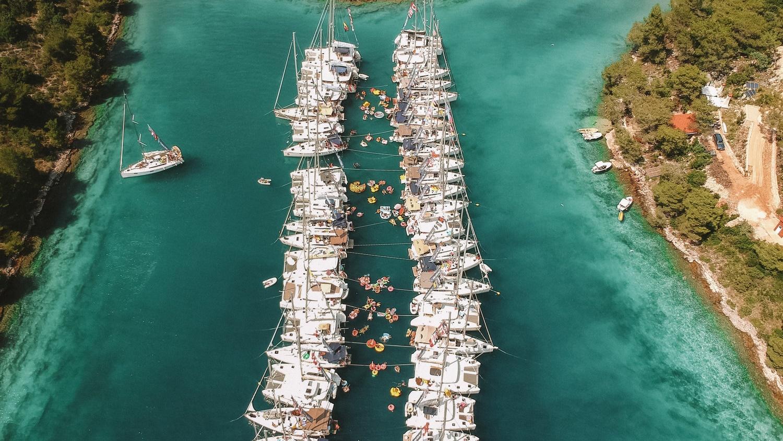 Vakantietip nodig Yacht Week Croatia is een week lang varen en feesten 02