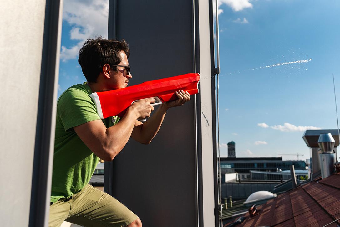 De Spyra One is een waterpistool voor grote jongens 04