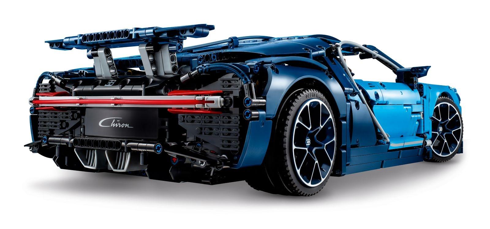 Voor nog geen 400 euro is deze Bugatti Chiron van jou 01