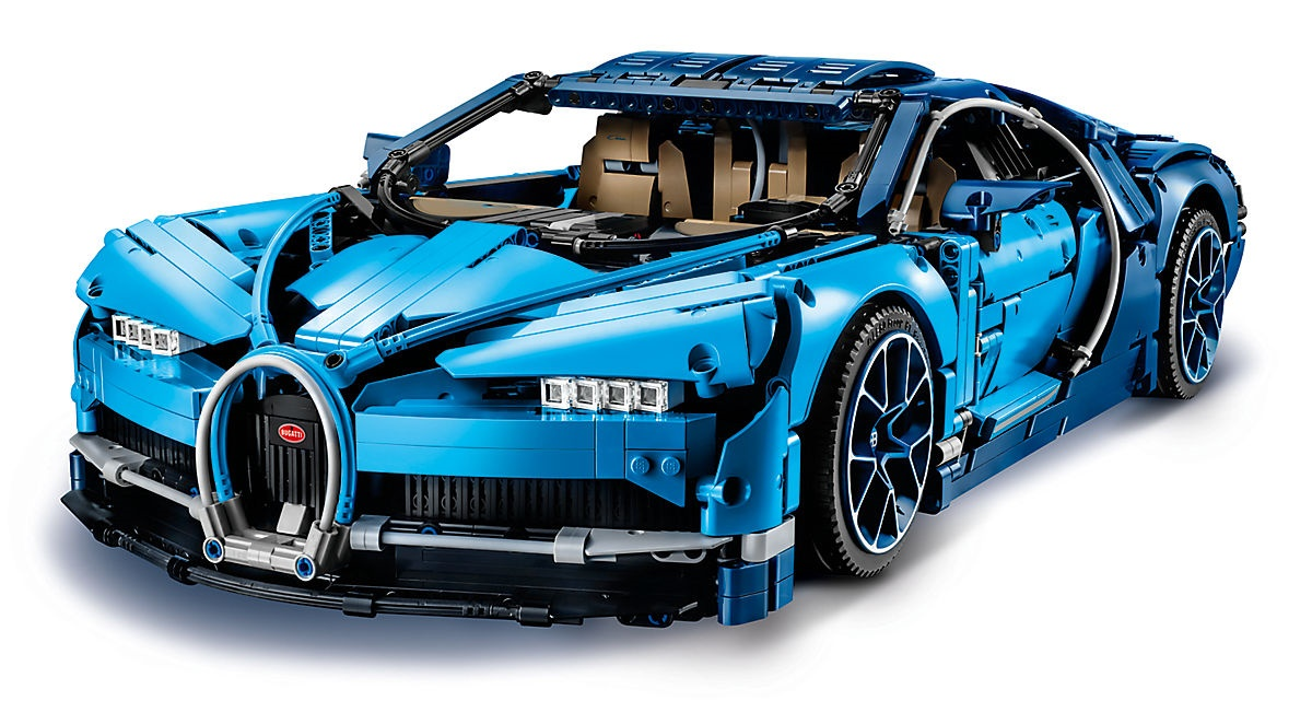 Voor nog geen 400 euro is deze Bugatti Chiron van jou 02
