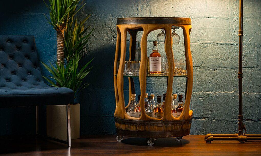 De whiskytafel die je echt in je huis moet hebben staan