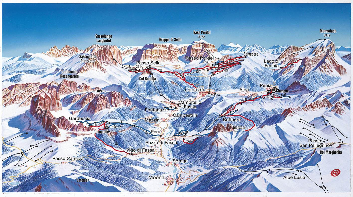 Klaar voor een nieuwe wintersportlocatie Het Italiaanse Zuid Tirol is een dan zeker een optie 02