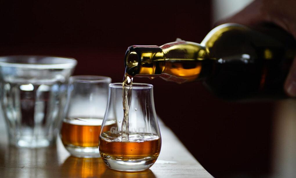 Last van hoesten Whisky is dan de meest effectieve hoestdrank 02