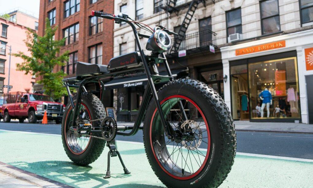Deze brute Super73 is de ultieme e bike van de toekomst