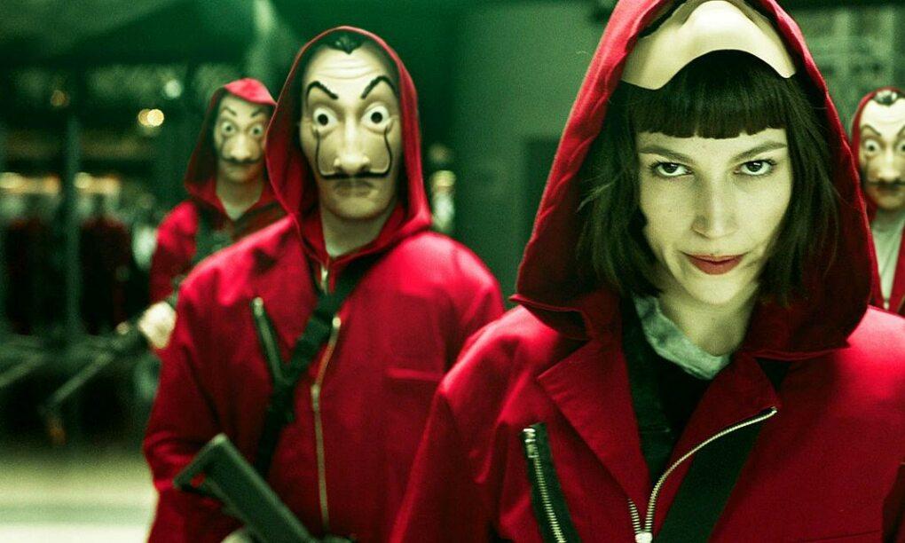 Netflix maakt datum La Casa de Papel seizoen 3 bekend
