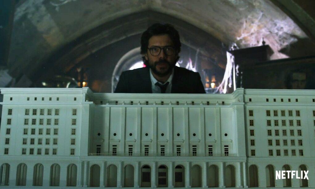 Netflix dropt eindelijk officiële trailer La Casa de Papel seizoen 3