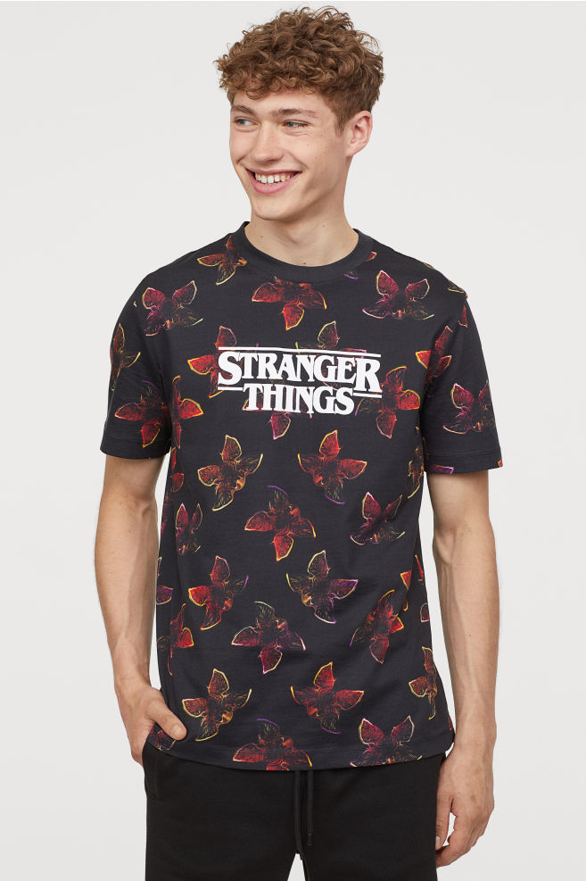 stranger things hm 9