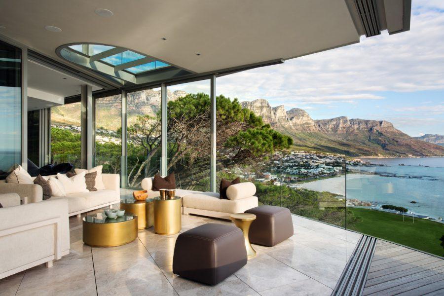 Dit strandhuis in Kaapstad is de allerdikste plek om wakker te worden1