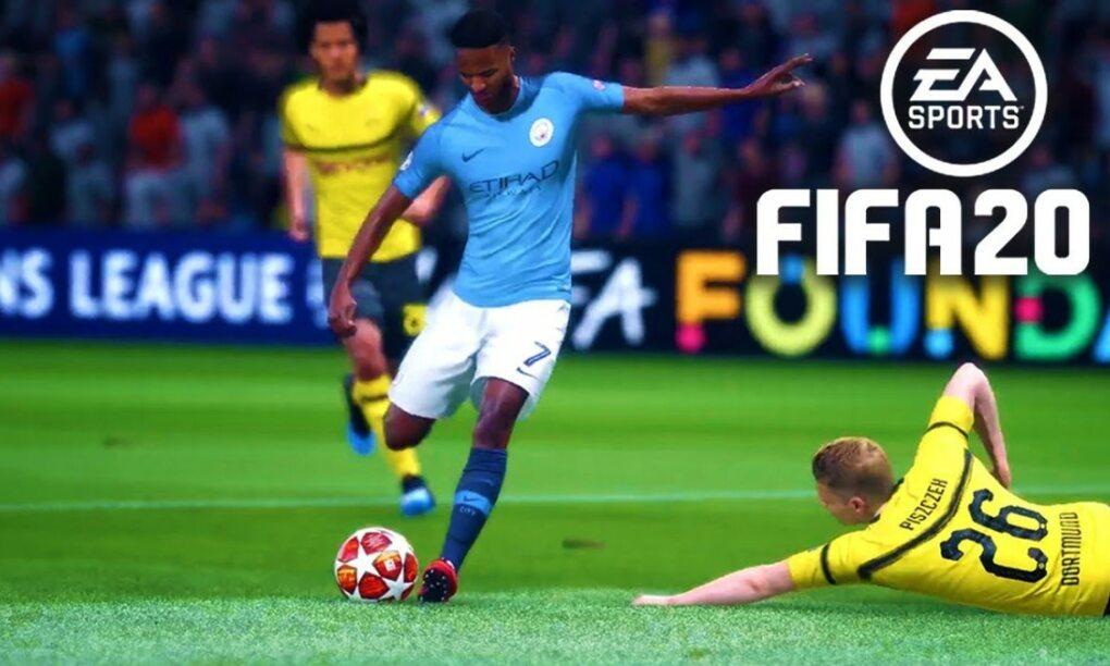 EA Sports laat de allereerste trailer van FIFA20 los