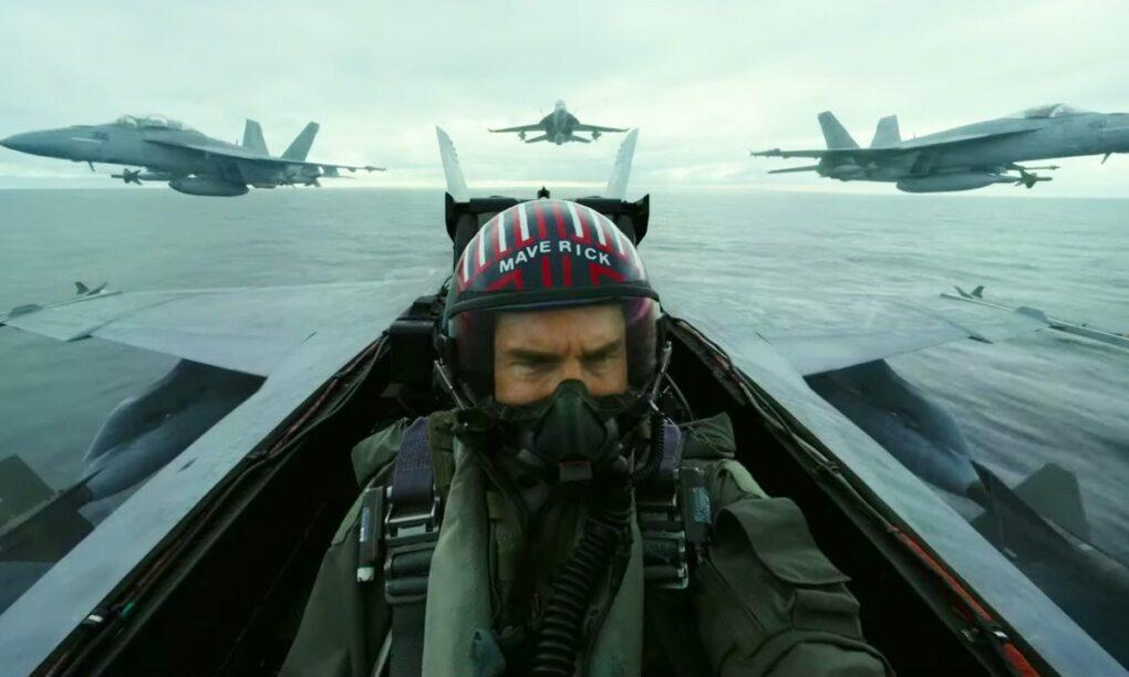 Tom Cruise is terug met een trailer op het vervolg van de klassieker Top Gun