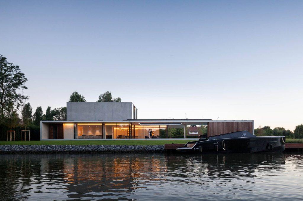 Deze Belgische super villa is ultieme luxe in het kwadraat 1