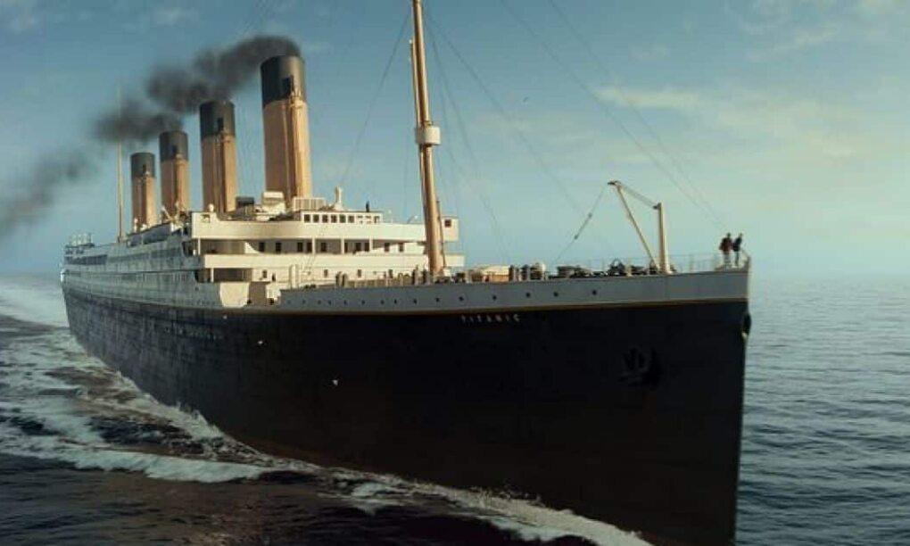 Deze Titanic replica van 550 miljoen vaart straks dezelfde route als in 1912