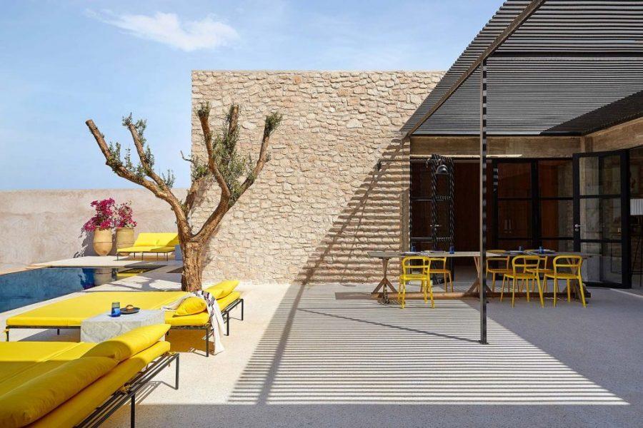 Voor €160 per nacht slaap jij in deze zieke Villa Lotus in Marokko2