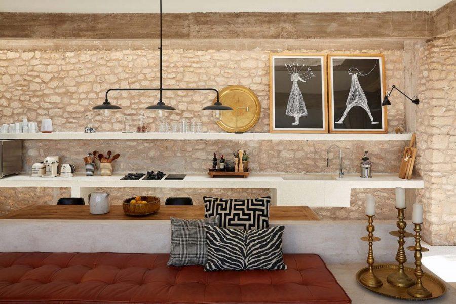 Voor €160 per nacht slaap jij in deze zieke Villa Lotus in Marokko4