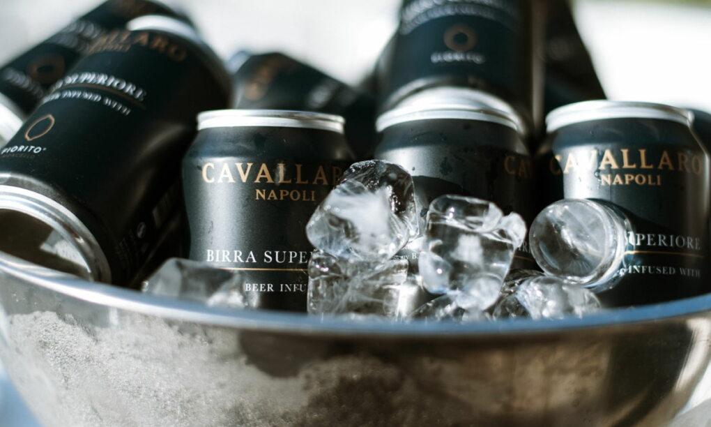 Cavallaro Napoli lanceert heerlijk Limoncello bier