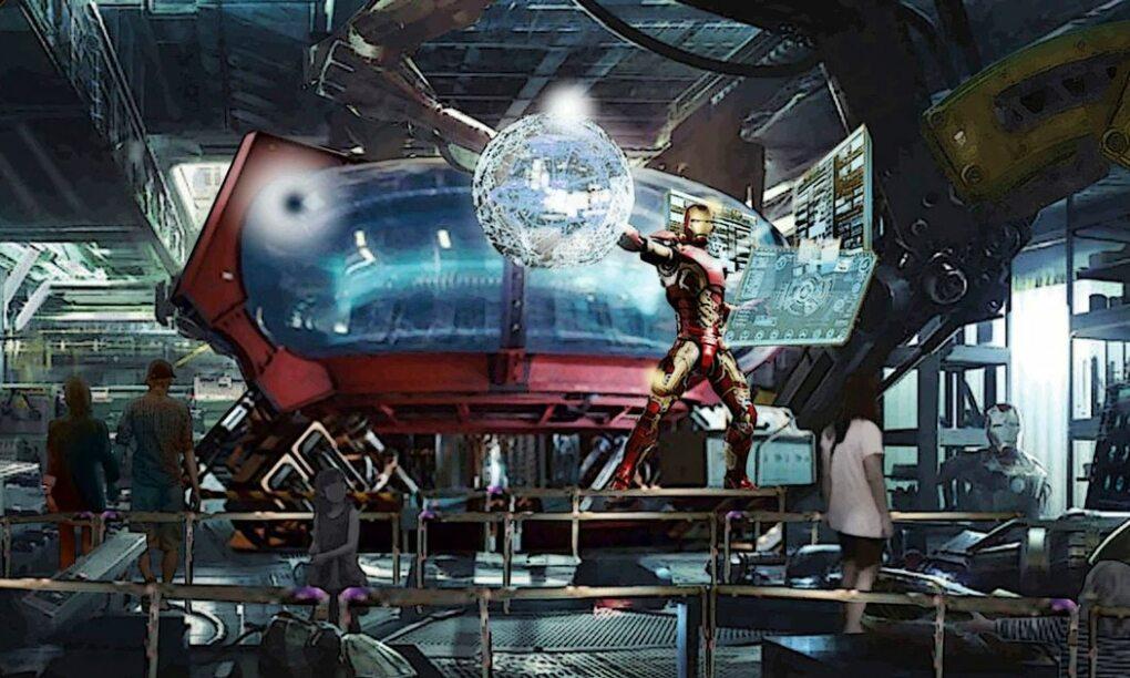 Disneylands nieuwe hotel heeft de perfect kamers voor echte Marvel fans