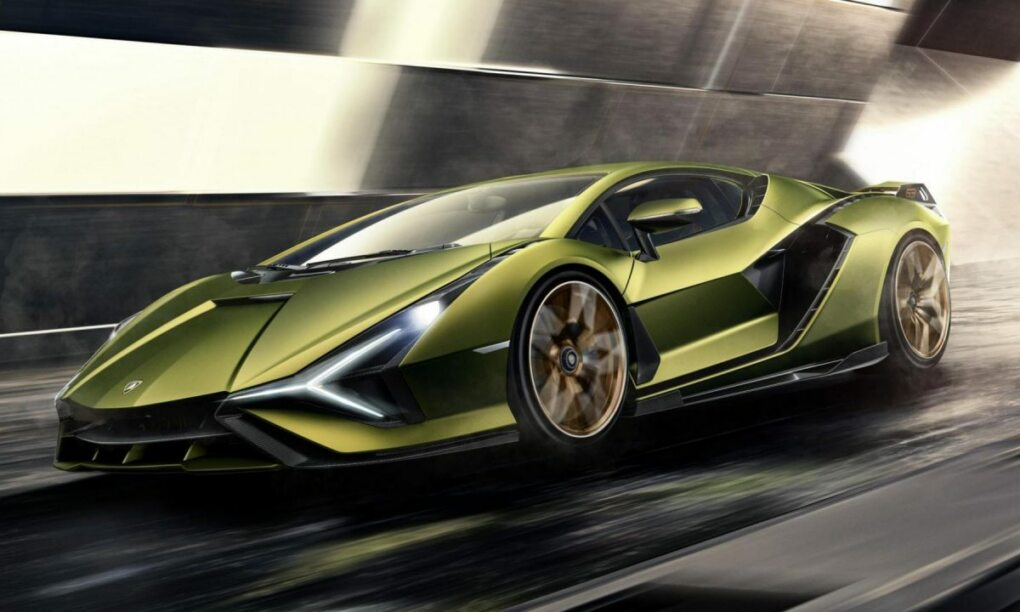 Dit is de snelste én krachtigste Lamborghini ooit gemaakt de Lamborghini Siån1