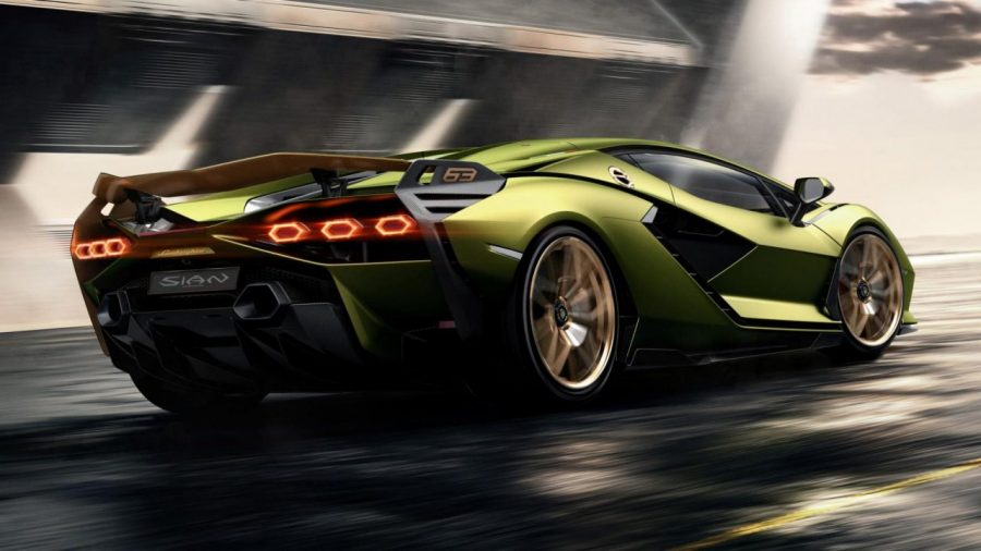 Dit is de snelste én krachtigste Lamborghini ooit gemaakt de Lamborghini Siån5