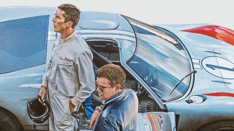 Ford vs Ferrari legendarische verfilming met Matt Damom en Christian Bale 1 1