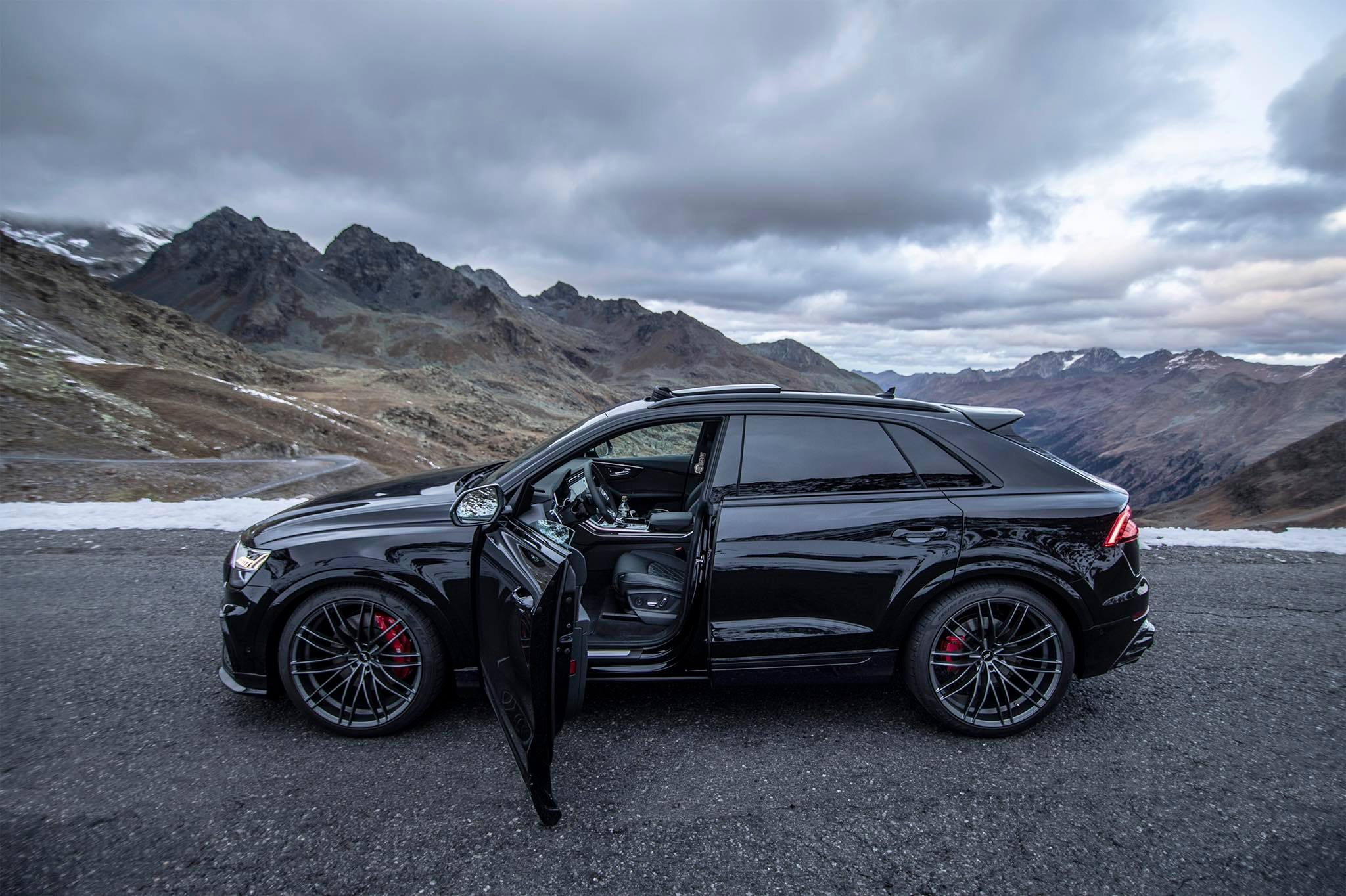 ABT stopt 520pk en 970 Nm koppel in Audi SQ8 3