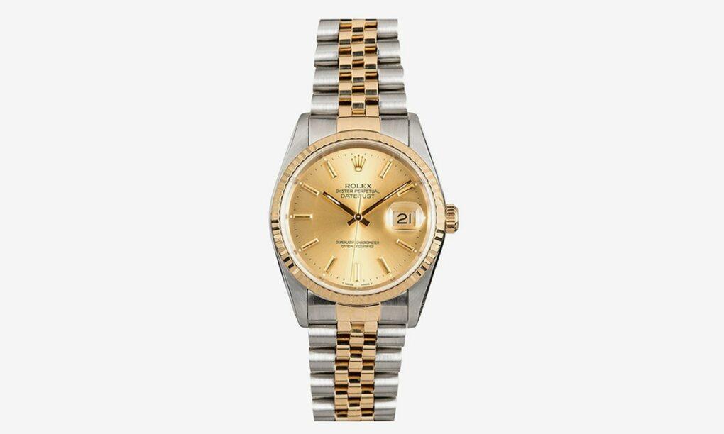 Dit is jouw kans om een classic Rolex te kopen voor 1000