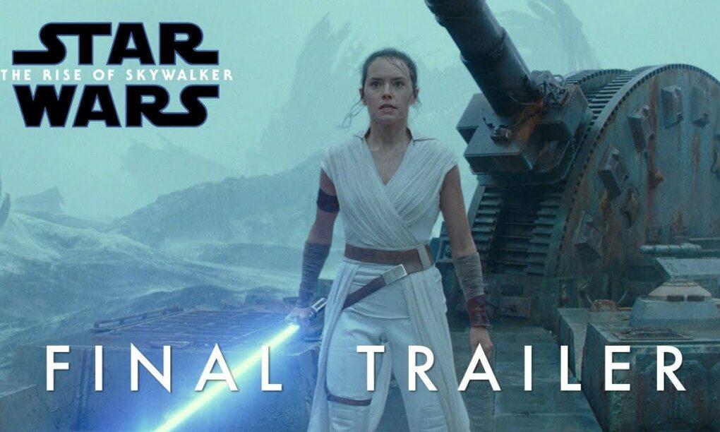 Kippenvel voor alle Star Wars fans nieuwe trailer van The Rise Of Skywalker