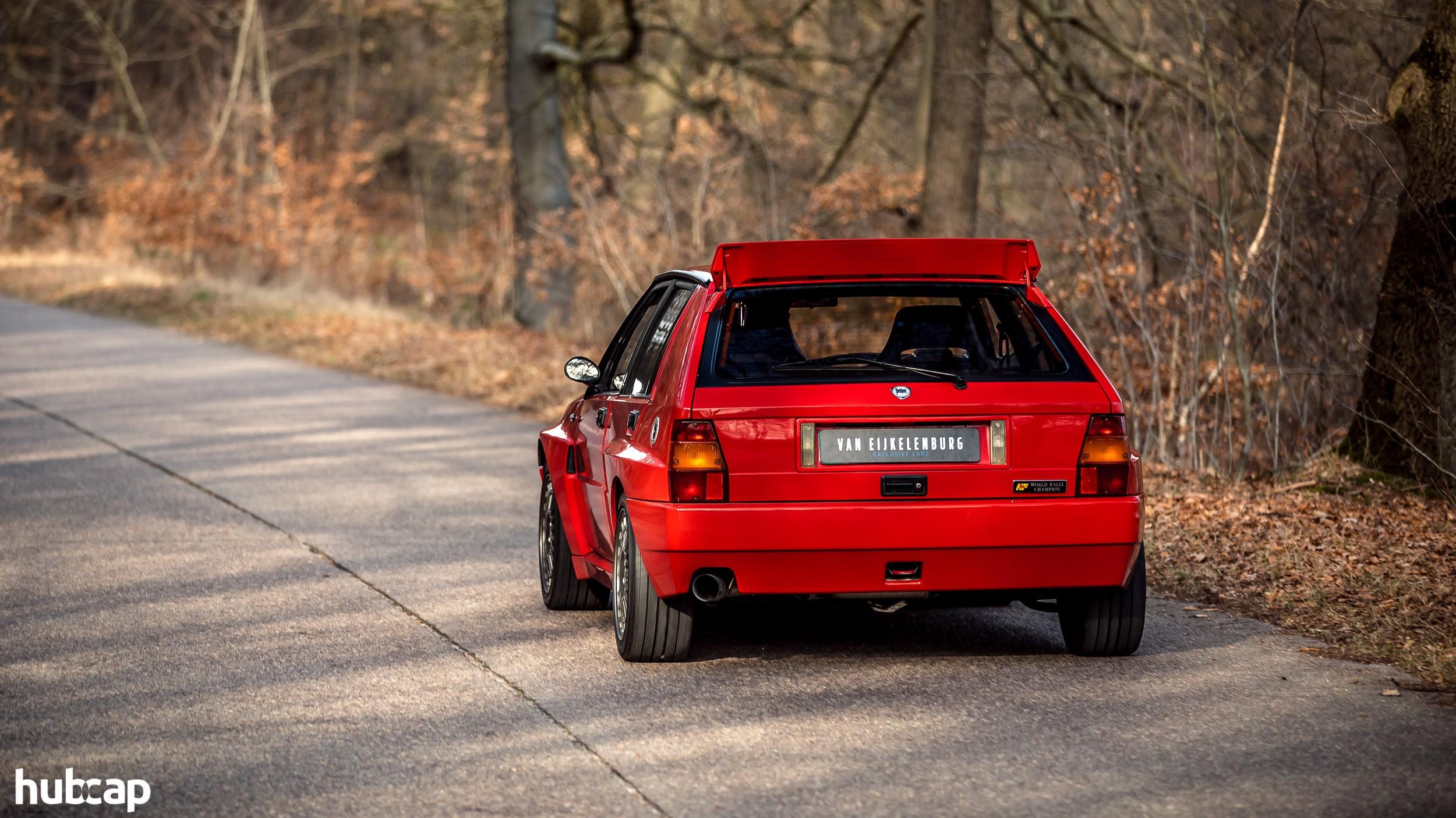Lancia Delta HF Integrale Evo 1 de gezinsauto die een legendarische rallyauto werd 04