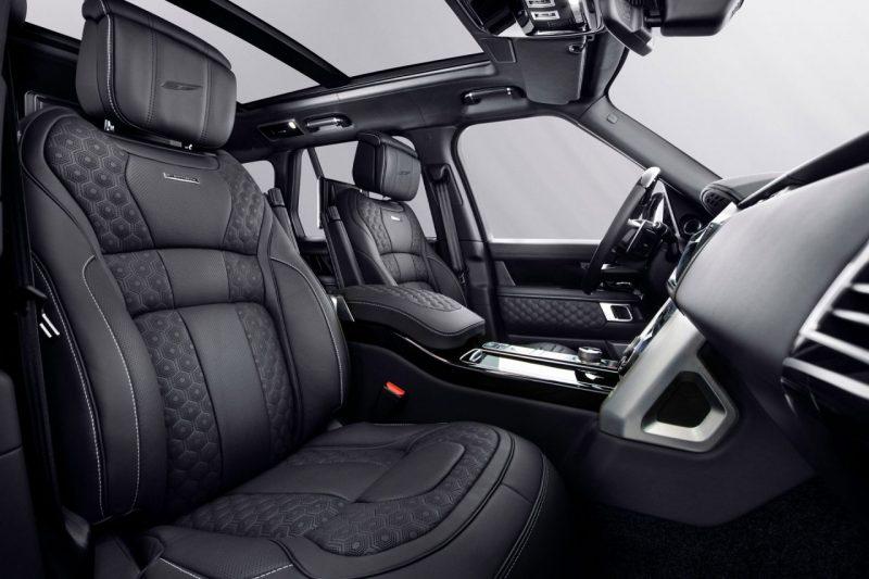 Overfinch heeft de Range Rover een hele unieke look gegeven 2