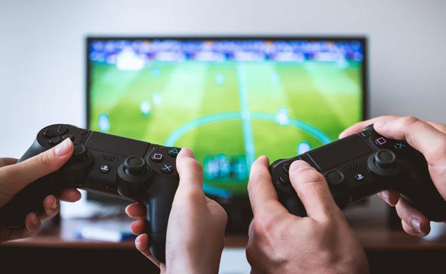Buren maken melding bij de politie van huiselijk geweld buurman verloor met Fifa