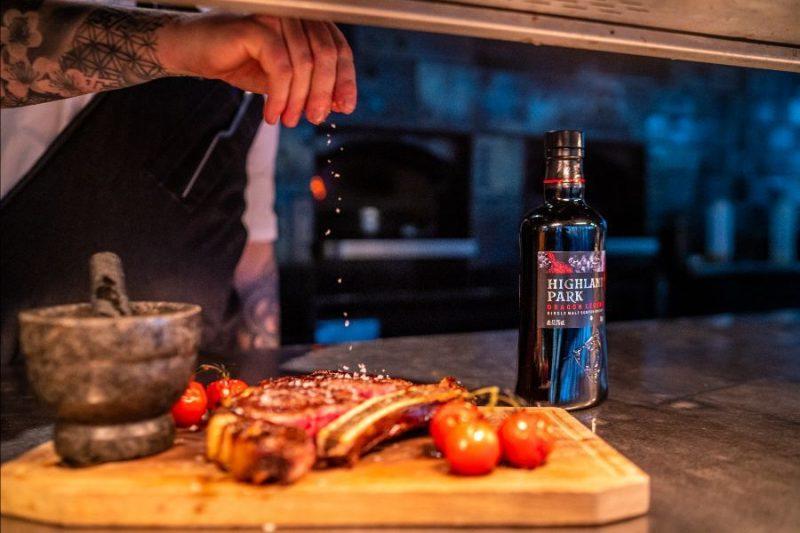 Fijnproevers opgelet Bij The Roast Room combineren ze het beste vlees met whisky1