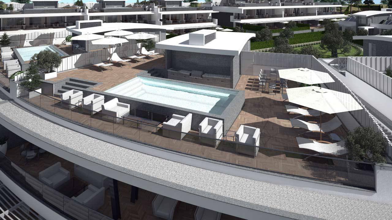 Louis van Gaal heeft voor 3 miljoen dit bijzondere appartement in Portugal aangeschaft 3