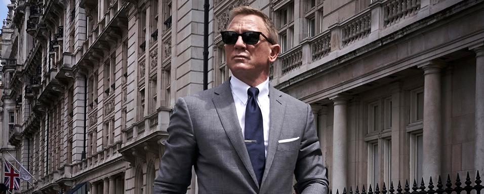 Daniel Craig keert terug als James Bond in eerste trailer 'No Time To Die'