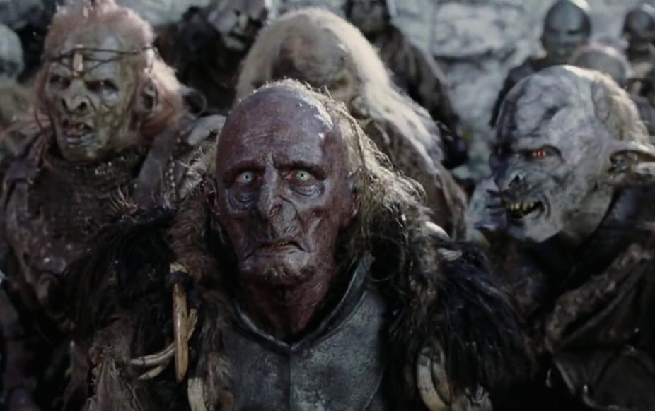 Makers van Lord Of The Rings zijn op zoek naar oerlelijke mensen om orcs te spelen