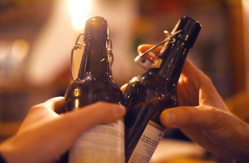 bier, vrienden
