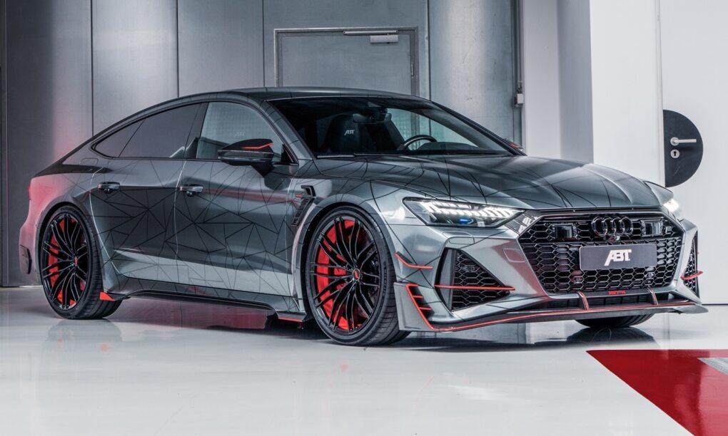 ABT tuned Audi RS7 Twin Turbo naar 730 paardenkracht 1