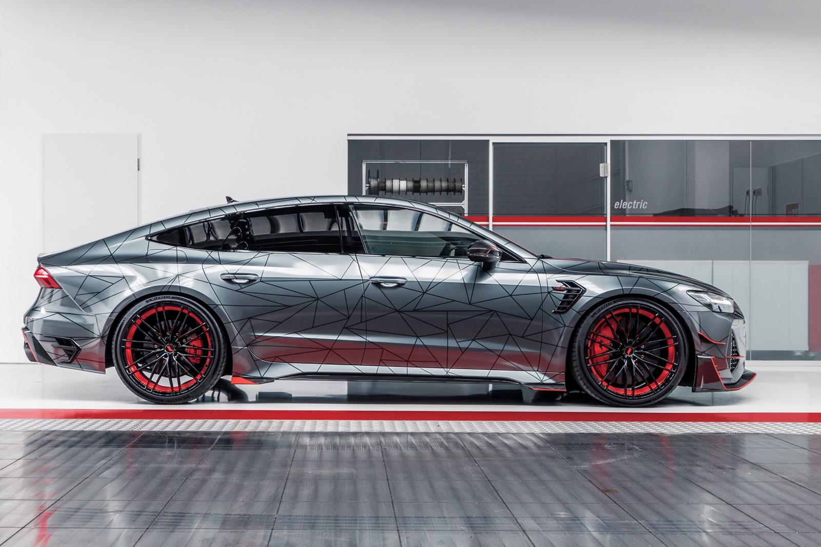 ABT tuned Audi RS7 Twin Turbo naar 730 paardenkracht 2