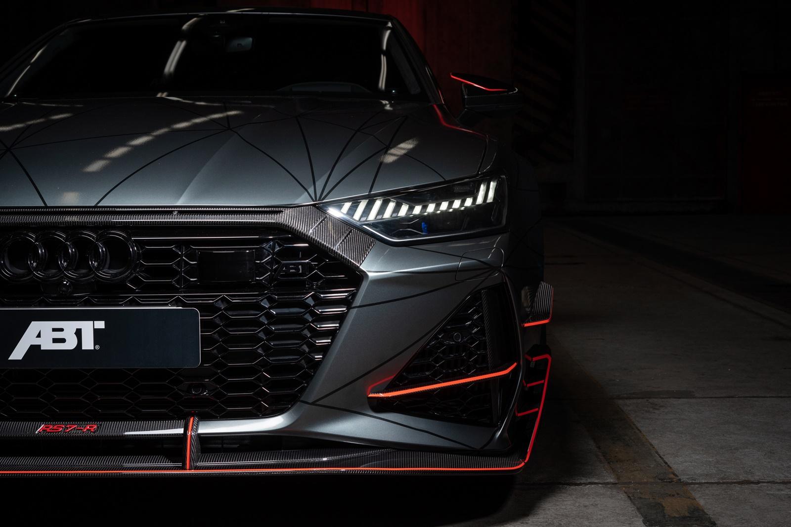 ABT tuned Audi RS7 Twin Turbo naar 730 paardenkracht 4