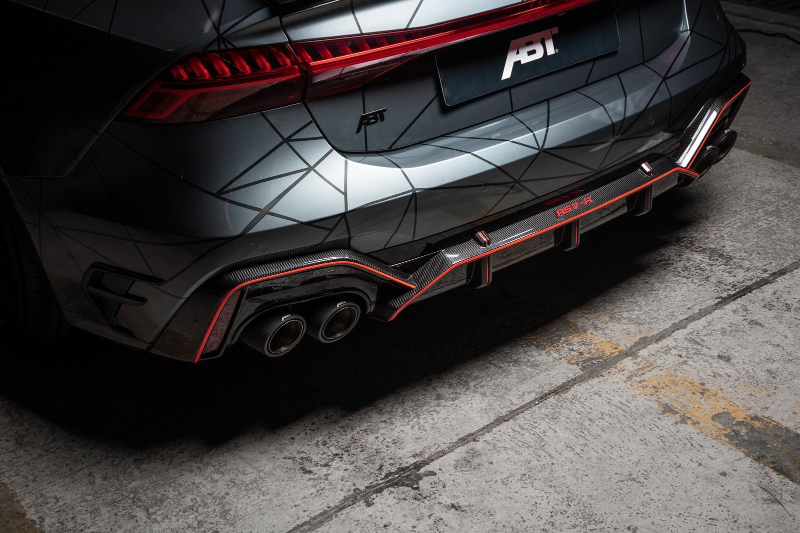 ABT tuned Audi RS7 Twin Turbo naar 730 paardenkracht 5