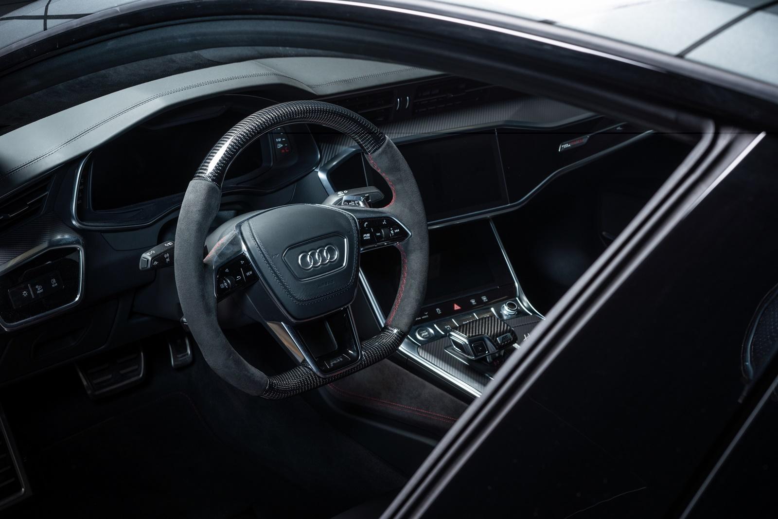 ABT tuned Audi RS7 Twin Turbo naar 730 paardenkracht 6