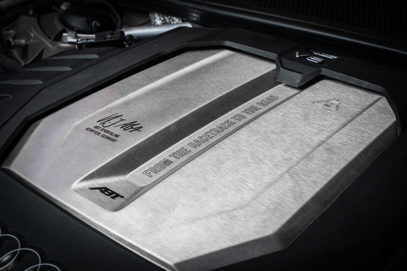 ABT tuned Audi RS7 Twin Turbo naar 730 paardenkracht 7