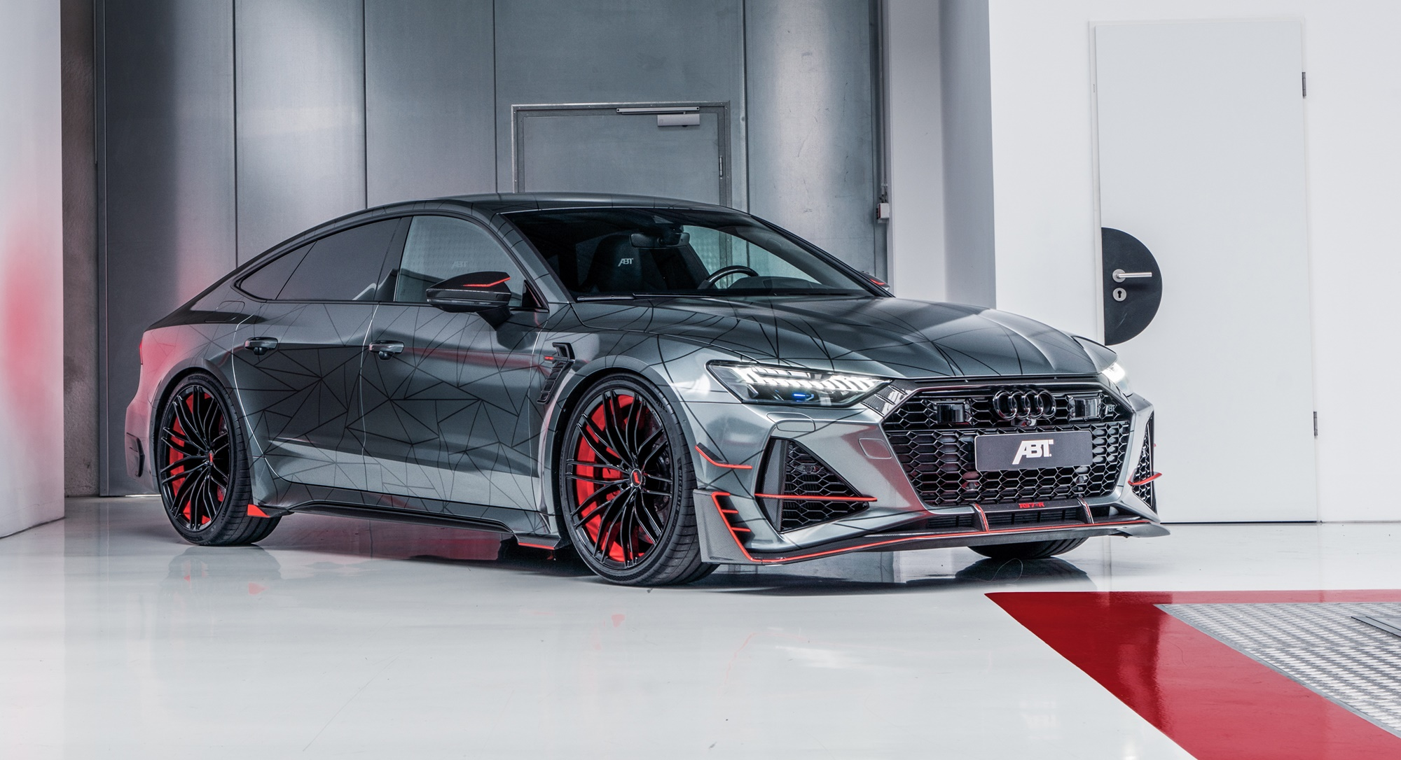 ABT tuned Audi RS7 Twin Turbo naar 730 paardenkracht 8