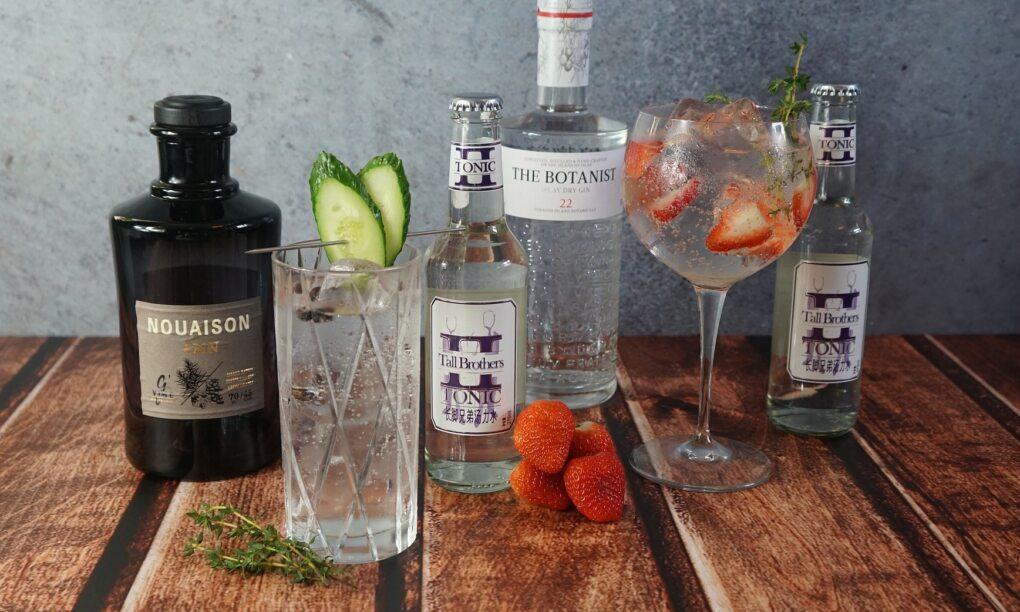 Gin Tonic beste medicijn tegen hooikoorts