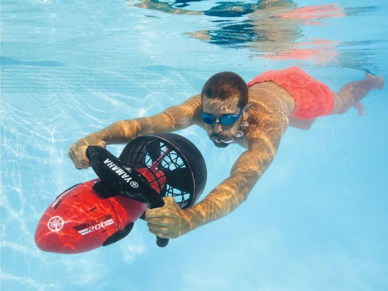 Deze onderwaterscooter van LIDL is de beste aankoop voor komende zomer