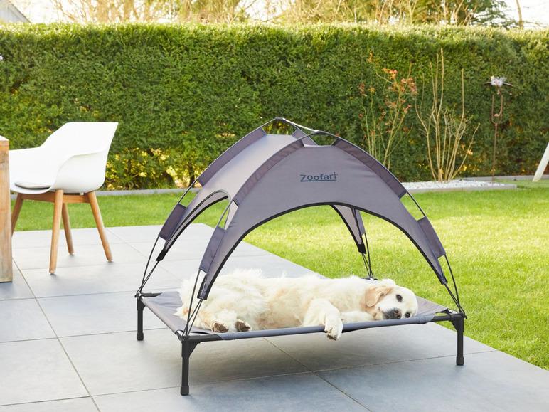 Dit hondenbed van de LIDL zorgt dat jouw hond de hete zomer doorkomt